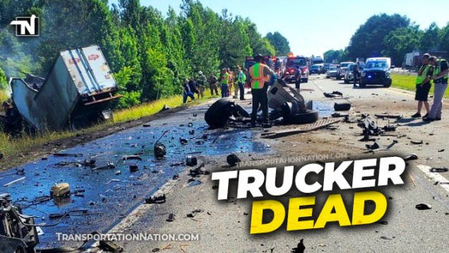 Fatal Crash – I-40 in Tennessee – Christopher Mooneyhan
