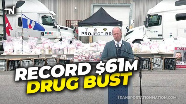Project Brisa – Record Drug Bust