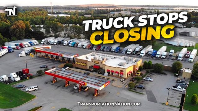 Truck Stops Closing in Memphis for Highway Project