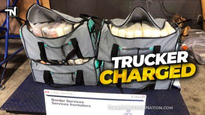 Drug Bust – Trucker Charged