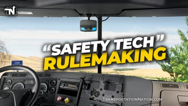 Safety Tech Rulemaking