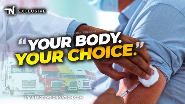 COVID19 Vaccine – Your Body Your Choice