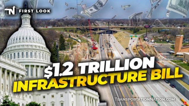 FIRST LOOK $1.2T Infrastructure Bill