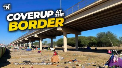 Coverup at the Border USDOT