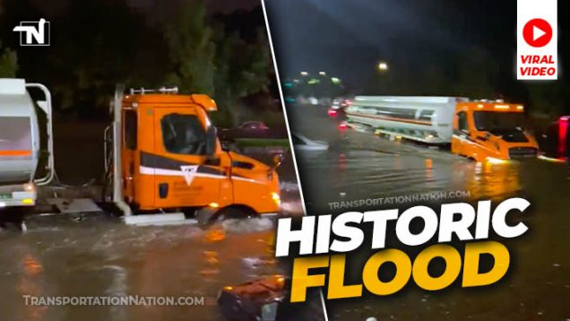 Historic Flood in NY – Viral Video