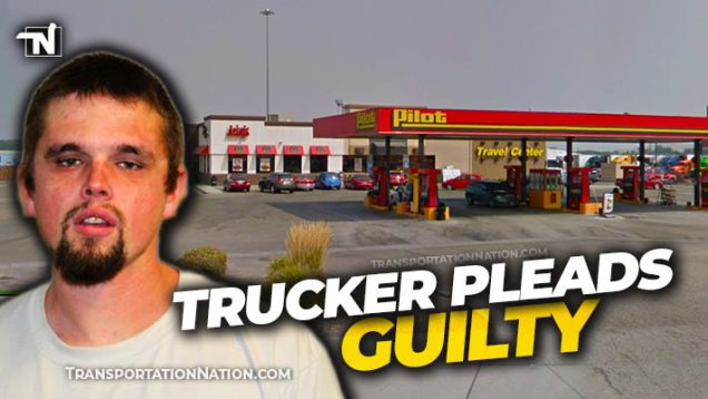 Trucker pleads guilty for racially motivated attack in Oregon