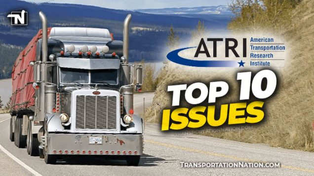 ATRI Top 10 Issues 2021