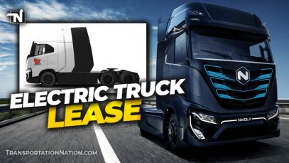 PGT and Nikola Electric Truck Lease