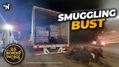 Smuggling Bust Oct 2021