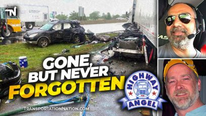 Tragedy on I-81 – RIP Ashish Patel and Troy Miller – HIGHWAY ANGEL
