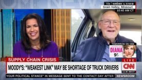 OOIDA President Says Truckers Are NOT to Blame For Supply Chain Crisis
